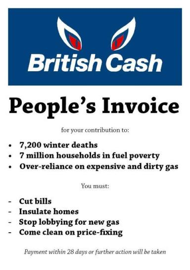 peoples invoice